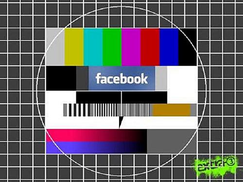 Facebook ngừng hoạt động mang lại cảm giác hụt hẫng như thể khi bạn nhìn thấy màn hình này trên tivi