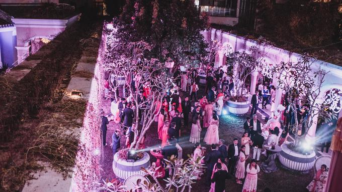 Con số, hình ảnh ấn tượng trong hôn lễ đại gia Ấn Độ ở Phú Quốc - 1