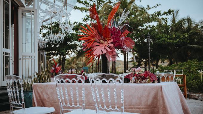 Tiệc cưới Mad Mansion của đại gia Ấn Độ - 2