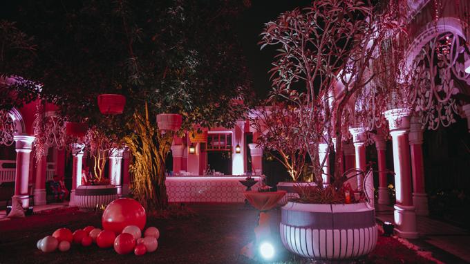 Tiệc cưới Mad Mansion của đại gia Ấn Độ - 11