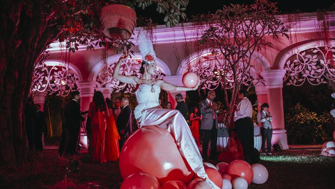 Con số, hình ảnh ấn tượng trong hôn lễ đại gia Ấn Độ ở Phú Quốc - 3