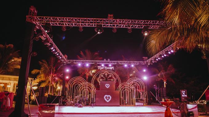 Tiệc cưới Mad Mansion của đại gia Ấn Độ - 12
