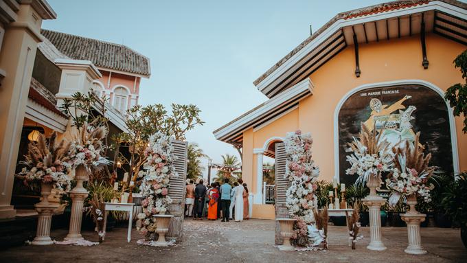 Con số, hình ảnh ấn tượng trong hôn lễ đại gia Ấn Độ ở Phú Quốc - 4