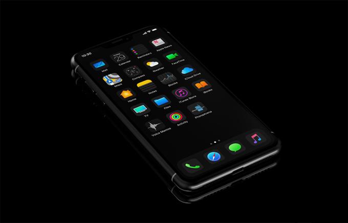 iPhone 11 sẽ sử dụng màn hình Oled, có tấm nềntối ưu cho việc sử dụng nền đen. Đây được cho là lý do Phonearena tin rằng Apple giới thiệu Dark Mode cho iPhone mới để tận dụng điểm mạnh của màn hình Oled.