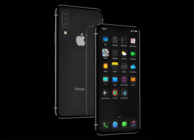 Dark Mode phù hợp với phiên bản iPhone 11 màu đen.