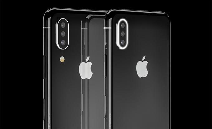 Ngoài hệ điều hành iOS 13 mới, iPhone 11 cũng được kỳ vọng có hệ thống bacamera đặt dọc phía sau.