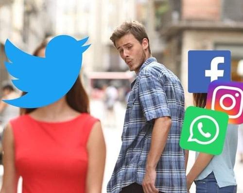 Mọi ánh mắt của người dùng đều hướng về Twitter.