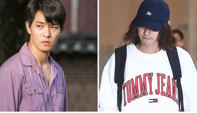 Jonghyun (trái) và Joon Young trở thành tâm điểm chỉ trích của dư luận. Scandal của các ca sĩ trẻ xứ Hàn hiện là tâm điểm chú ý của dư luận Hàn Quốc lẫn quốc tế. Trang BBC của Anh gần đây cũng đã đưa tin về vụ việc.
