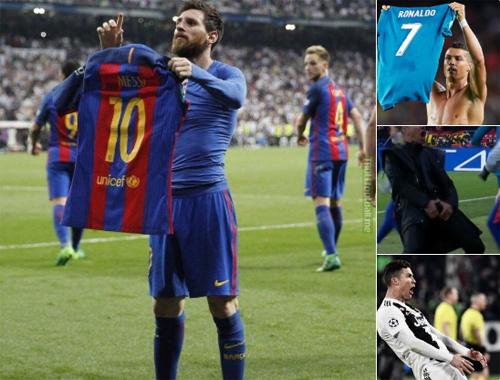 C. Ronaldo được ví như Thánh sống, Quái vật - 7