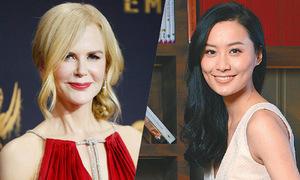 Trần Pháp Lai của TVB đóng phim cùng Nicole Kidman