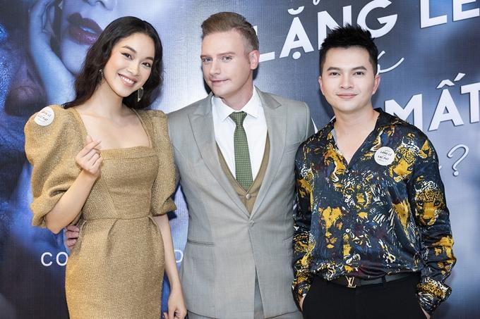 HHen Niê, Vy Oanh gợi cảm đến chúc mừng Kyo York - 8