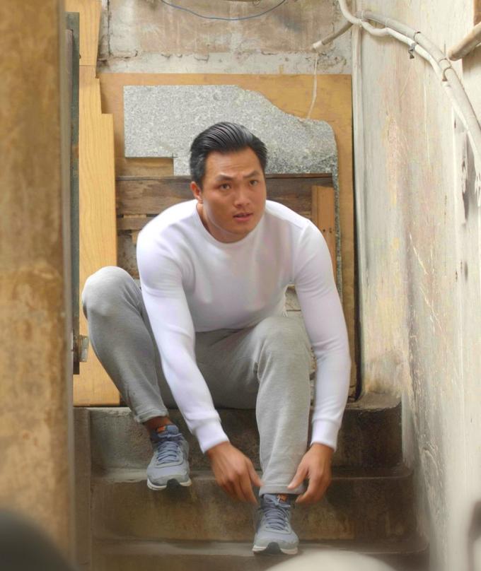 Phan Thanh Nhiên đang ráo riết chuẩn bị cho cuộc đua sắp tới.