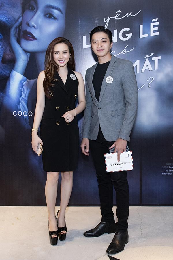 HHen Niê, Vy Oanh gợi cảm đến chúc mừng Kyo York - 5