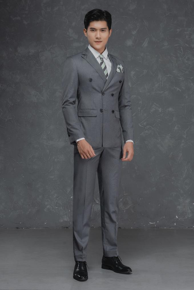 Suit, tuxedo chú rể phong cách Italy và cách diện đúng