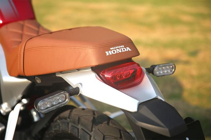 Môtô thiết kế hoài cổ giá rẻ Honda CB190SS - 6