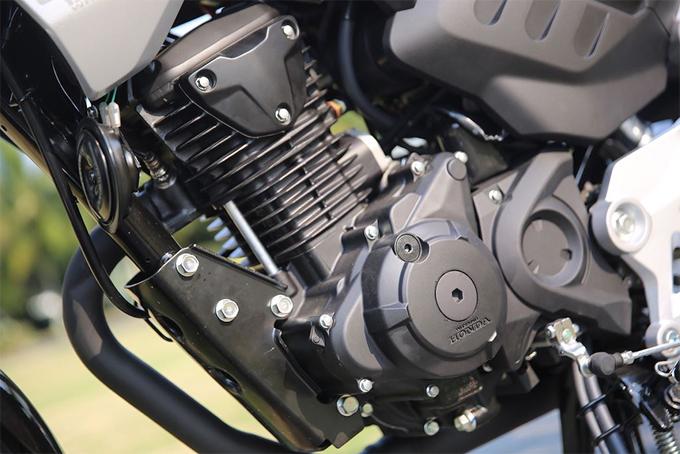 Môtô thiết kế hoài cổ giá rẻ Honda CB190SS - 9