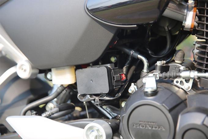 Môtô thiết kế hoài cổ giá rẻ Honda CB190SS - 8