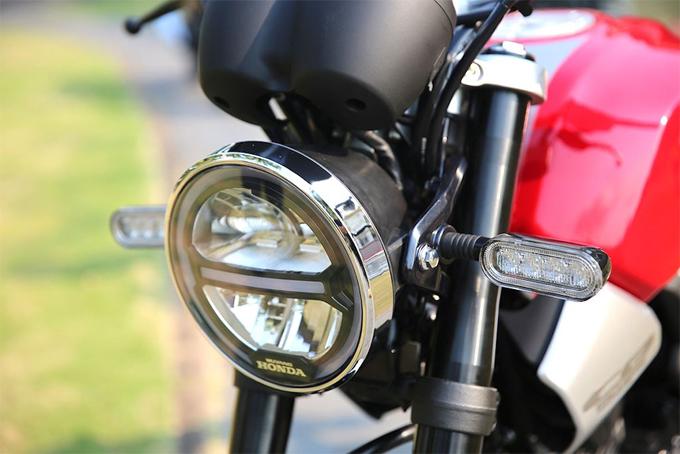Môtô thiết kế hoài cổ giá rẻ Honda CB190SS - 2