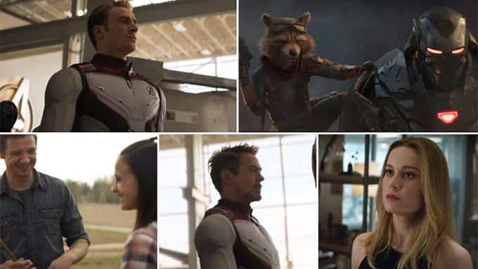 Một số siêu anh hùng được xác nhận xuất hiện trong phim.