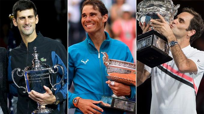 K+ độc quyền phát sóng các giải tennis ATP đến hết năm 2023