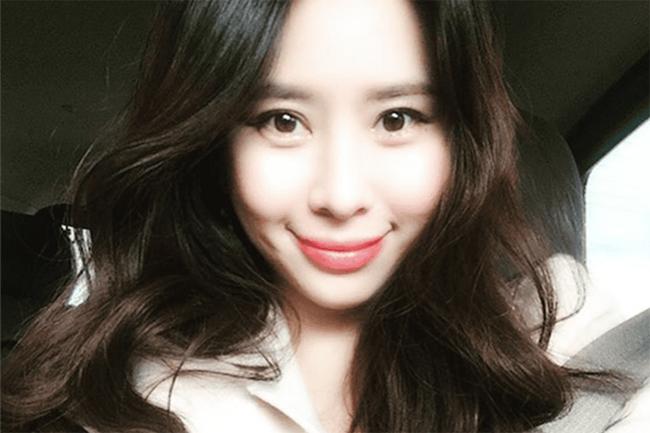 Diễn viên Yoon Ji Oh.