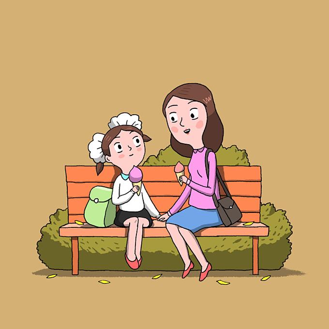 13 điều bố mẹ nhất định cần nói với con trước khi vào lớp 1 - 1