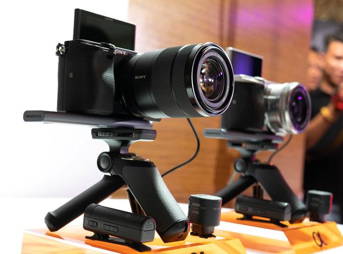 Máy ảnh không gương lật Sony A6400 giá từ 23 triệu đồng