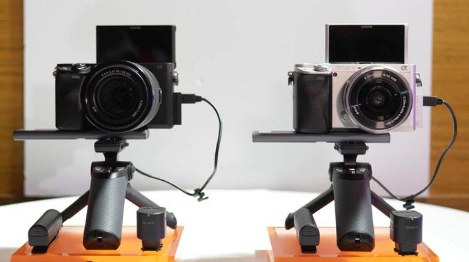 Máy ảnh không gương lật Sony A6400 giá từ 23 triệu đồng - 2