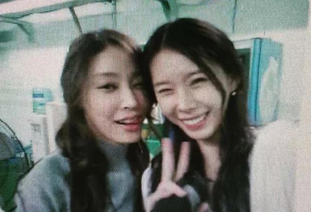 Jang và Yoon từng một thời là những người đồng nghiệp.