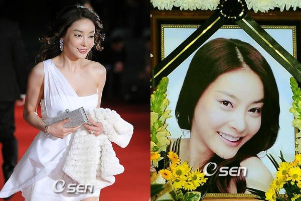 Diễn viên Jang Ja Yun - hồng nhan bạc phận.