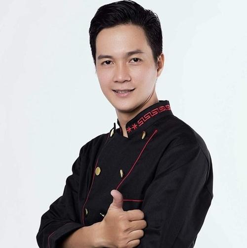 Vua đầu bếp Thanh Cường.