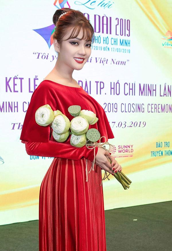 Hoa hậu Quốc tế người Việt 2016 không hoạt động nghệ thuật nhưng thỉnh thoảng góp mặt trong các sự kiện văn hoá, nghệ thuật ý nghĩa.