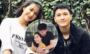 Lưu Đê Ly sợ bạn gái Huỳnh Anh ghen nên ngại đụng chạm