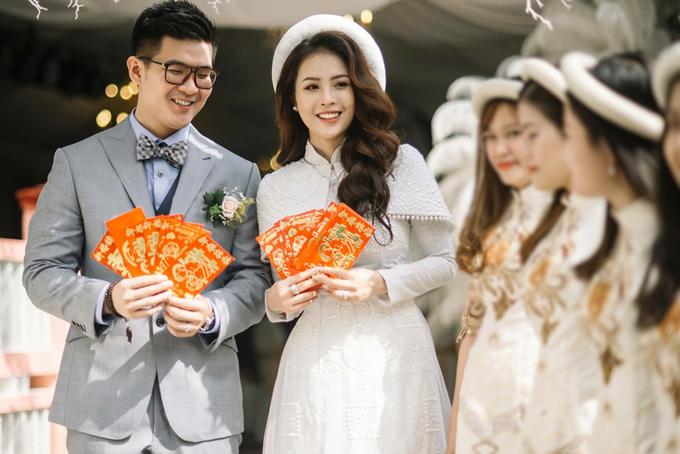 Concept tiệc cưới dòng sông cổ tích của cặp 'gà bông'