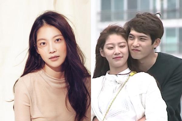 Gong Seung Yeon và Jong Huyn.