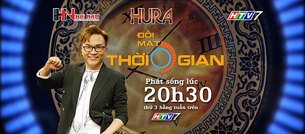 Chương trình Đối mặt thời gian phát sóng thứ ba hàng tuần, lúc 20h30, trên HTV7, từ ngày 19/3.