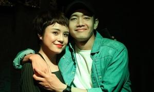 Thái Trinh được bạn trai động viên trở lại ca hát