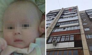 Bé 2 tuổi sống sót khi bị mẹ ném từ tầng 9