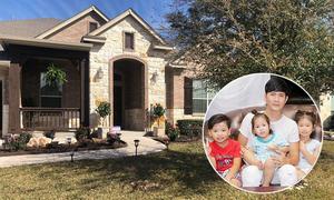 Quách Thành Danh mua nhà ở Mỹ cho con đi học