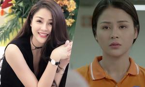 'Chị Cúc' Thu Trang phủ nhận 'đập mặt đi làm lại'