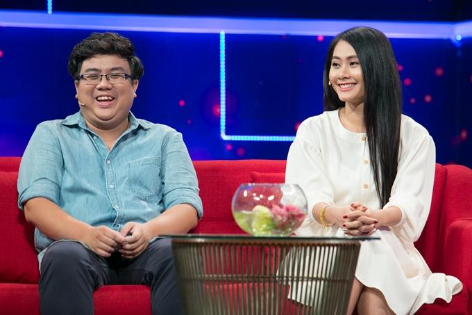 Gia Bảo và Thanh Hiền hiện vẫn giữ mối quan hệ thân thiết sau hôn nhân đổ vỡ.