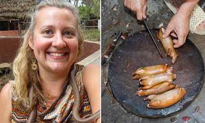 Nữ nhà báo Mỹ: 'Thịt chuột Việt Nam ngon như phô mai que'