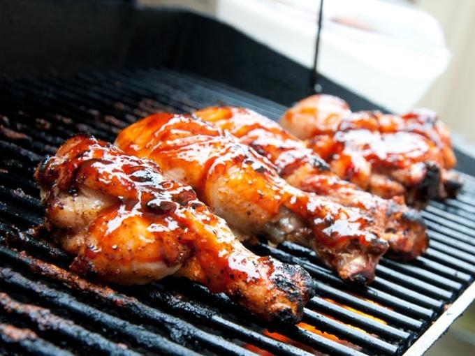 Thịt gà nướng ngon hay không phụ thuộc 5 yếu tố quan trọng