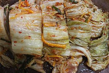 Canh kim chi thịt bò cay - 2
