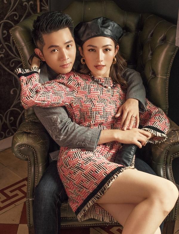 Sau đám cưới, Lê Hà muốn tập trung phát triển công việc kinh doanh thương hiệu  thời trang của mình đồng thời hỗ trợ Hiếu trong công việc