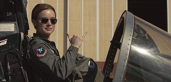 Những ngày này, Brie Larson là cái tên được quan tâm nhất nhì Hollywood, khi bom tấn Captain Marvel do cô đóng chính chiếurạp. Dù nhận nhiều ý kiến trái chiều về việc không phù hợp vai diễnsiêu anh hùng, sao nữ sinh năm 1989 vẫn tạo được những dấu ấn riêng, thổi hồn cho một hình mẫu độc lập, quyết liệt và quyền năng trên màn ảnh.