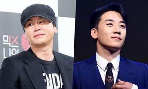 Chủ tịch YG Entertainment nguy cơ mất chức vì bê bối của Seungri