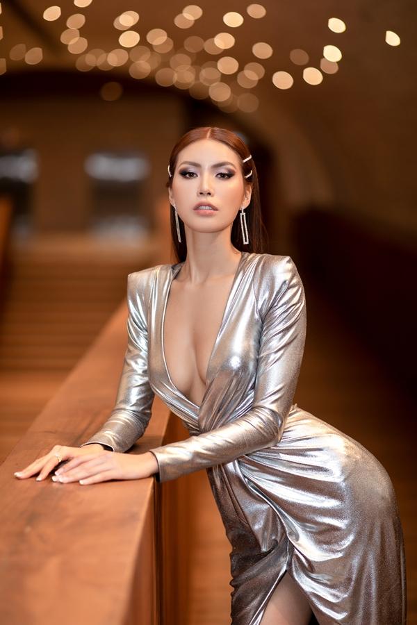 Sau thành tích top 10 và danh hiệu Hoa hậu châu Á tại Miss Supranational 2018, Minh Tú trở thành cái tên