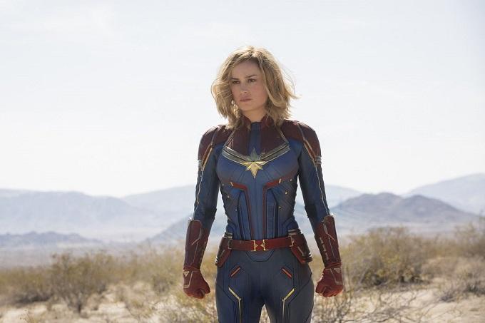 Để vào vai Carol Danvers - người dẫn dắt các siêu anh hùng khác trong Captain Marvel, Brie đã trải qua quá trình rèn luyện về thể chất không hề đơn giản.