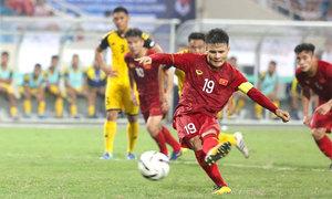 Việt Nam thắng nhàn Brunei 6-0